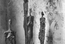 ART: alberto giacometti / 1901 - 1966