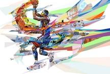 #Sports graphics