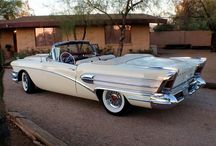 Buick: 1958 & 1959 / by Dave Neifer