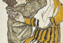 Egon Schiele / by Harry Bett