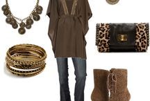 Outfits and fashion / by Janette Haro