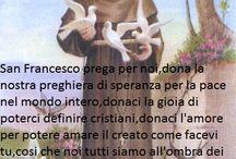 ASSISI , Napoli , San Francesco , papa Francesco