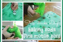 St Patricks Day Crafts/Activities