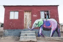 World of Urban Art : FALKO ONE  [South Africa]