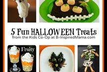HALLOWEEN IDEAS / DIY, Crafts, RECIPES and Activities for Halloween