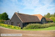 Wedding Venues / Wedding Venues which we love in Essex and which we work closely with!