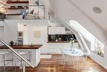 Interiors: Small Spaces & Solutions