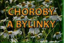 CHOROBY a BYLINKY