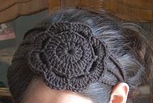 Yarn works / Knit or crochet projects