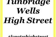 Tunbridge Wells High Street / #lovetwhighstreet  Keeping it local!