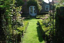 Buxustuinen / Inspiratie nodig voor uw tuin? Dit bord toont vele buxustuinen, zodat tuininspiratie op kan worden gedaan. Buxus blijven prachtig.