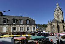 Villedieu-les-Poêles / Villedieu-les-Poêles, village étape situe sur l'A84, Sorties 37 et 38, Basse-Normandie, Manche. Découvrez Villedieu-les-Poêles, la Cité du cuivre, classée Ville et Métiers d'Art, tournée vers l'avenir avec Design-Villedieu.