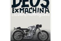 Vintage Retro Bike Graphics & Stuff / by Cat De Ville