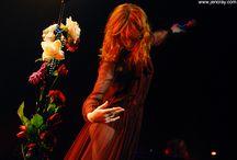 Floral design for concerts/ gigs