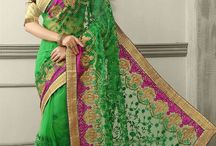 Designer Sarees Online By SareesBazaar / Shop for latest collection of designer embroidered sarees online in UK from SareesBazaar. -> http://www.sareesbazaar.co.uk/Catalogue/Sarees/Designer-Sarees