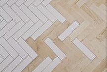 Floors, walls