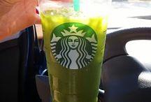 Starbucks/Costa☕️