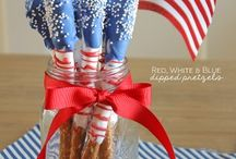 July 4th / decorations & food