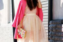 chic with tulle