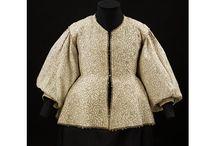 17th century Jackets & Vams