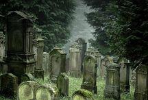 Cemeteries / by Marlene Whelan