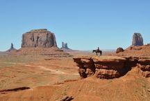 Verenigde Staten / Alles is groots en indrukwekkend in de Verenigde Staten. De imposante Grand Canyon, de wolkenkrabbers van New York, de uitgestrekte moerassen van Florida en de kale, lege woestijnen van Nevada. Amerika is groot, groter, grootst.