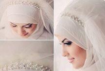 Hijab Braut