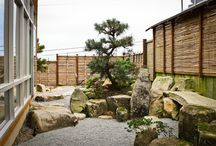 Bamboo Fenced Garden/Wrap Around
