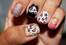 love the nails / by Olivia Morelock