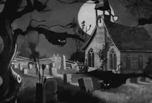 Cartoon Spooky