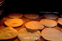 Ricette: Pane senza lievito/ unleavened bread recipes