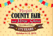 Norfolk County Fair 175th Anniversary / Our 175th Anniversary was a HUGE SUCCESS!!!!  Thanks to all that attended