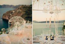 GREEK ISLES WEDDING