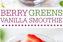 Smoothies / by Loretta Campbell