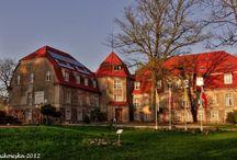 Niepoględzie - Pałac / Pałac w Niepoględziu powstał w 1864 r., w wyniku rozbudowy starszego założenia dokonanej przez rodzinę von Zitzewitz. W 1882 r. Adolf von Zitzewitz i jego żona Mathilde, zapisali majątek siostrzeńcowi Jesco von Puttkamerowi. W 1918 r. jego syn – Otto von Puttkamer odziedziczył majątek po śmierci ojca. Po wojnie został włączony w skład miejscowego PGR-u. W latach 50-tych pełnił funkcję bazy kolonijnej. W 1959 r. budynek przekazano szkole, która mieści się w nim do dziś.