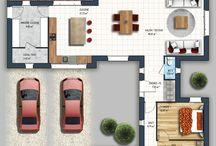 Maison (plans)