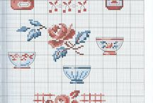 Digoin cross stitch