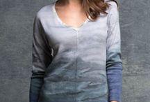 Real Women in Barbara Lesser / Customers, friends, staff enjoying their Barbara Lesser clothes.
