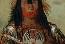 American Indians / by Selina Williams