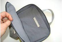 Tablet bag diy