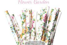 Referência - Festa Jardim / Cores: Tons de Rosa, Verde e ...;  Para: Meninas, de 0 a 8 anos
