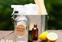 Essential Oil Household