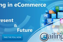 eTailing India Online Polls / Online polls covering the wide e-Commerce topics