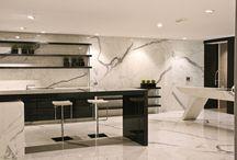 Modern Konyha / Lauro Floor - innovatív, egyedi kül és beltéri burkolatok illetve, fürdőszobai berendezések forgalmazásával foglalkozunk.