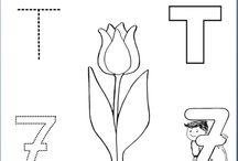 Jarné kvety predčitateľská
