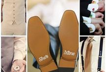 Wedding Accessories for Him / Special accents for the Groom's attire