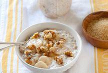 Recipes: Breakfast & brunch