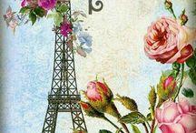 Paris stensil