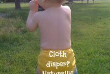 Cloth Diapers / Everything you need to know about cloth diapering: how to start, what diapers to use, how to clean them, and more!