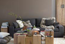 Living Room / by Margret Hoskuldsdottir